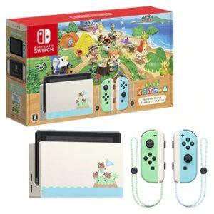 【今日18時まで】ひかりTVショッピングで『Nintendo Switch あつまれ どうぶつの森セット』の抽選販売を実施予定。~3/18 18時。