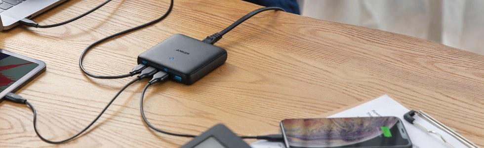 【今日まで】Ankerでリモートワーク特集でAnker PowerPort III mini、Anker PowerPort Atom PD 2、Soundcore Motion Bが半額セール。~4/5。