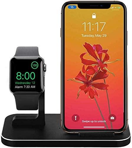 アマゾンでBNCHI ワイヤレス充電器が685円でセール中。Apple Watchも充電可能。