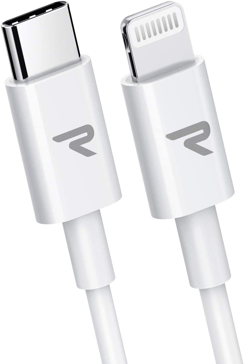アマゾンでRampow USB-C ⇔lightningケーブルの割引クーポンを配信中。MFi認定。iPhone13でも頑なにライトニングを採用へ。