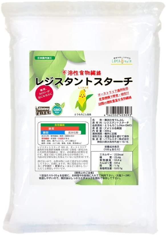 LOHAStyleで不溶性食物繊維、低糖質米やMCTオイルがタイムセール中。トクホや機能性表示食品が自分で作れるぞ。