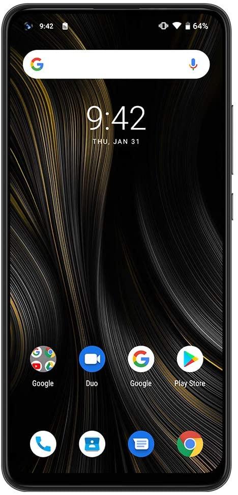 アマゾンでUMIDIGI POWER3 Android 10がセール中。6.53インチ/P60/RAM4GB/ROM64GB/指紋認証/顔認証。