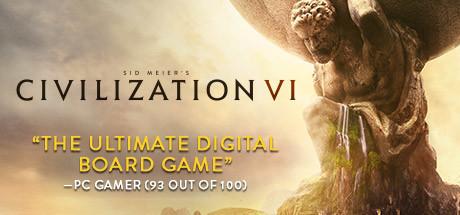 Epic Gamesで「Sid Meier's Civilization VI」が無料配信中。~5/26。