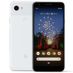 イオシスでSoftbank Google Pixel3a SIMロック解除版が29800円でセール中。