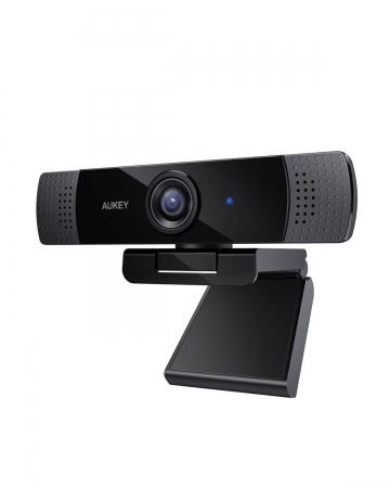 【テレワークに】アマゾンでAukey Webカメラ デュアルマイク内蔵の割引クーポンを配信中。