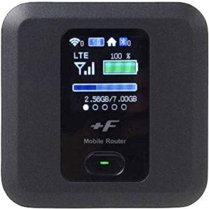 イオシスで富士シフトのモバイルWiFiルーター +F FS030Wが9980円で販売中。楽天モバイルも動くぞ。