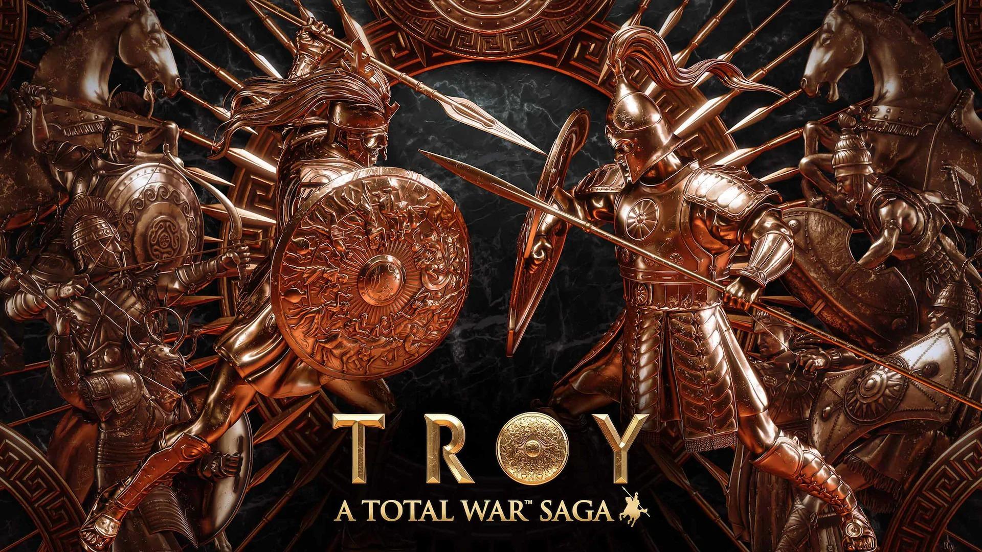 EpicGamesでリアルタイムストラテジーゲーム「A Total War Saga: TROY」(定価5488円)が発売と同時に24時間限定で無料配信中。~8/14 22時。
