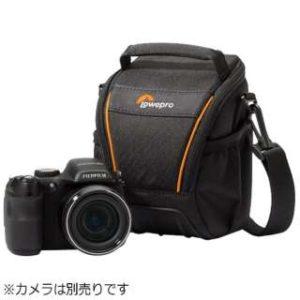 ビックカメラ.comでダッサイカメラバッグ「Lowepro アドベンチュラSH 100 2 ブラック」が8割引の830円。