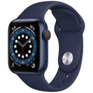 Apple Watch Series 6は意外と早くアマゾンで到着予定。アマゾンだと10月上旬、AppStoreだと10月下旬到着。ビックは1%ポイントだけど納期未定。