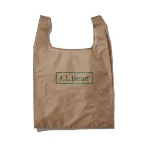 アマゾンで雑誌のGO OUTを買うとL.L.Bean コラボ エコバッグが付録でついてくる。9/30~。