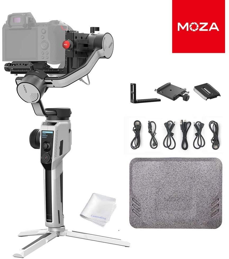 アマゾンでカメラ用MOZA Aircross 2 スタビライザー ジンバルの2万円引き割引クーポンを配信中。スマホには過剰投資だぞ。
