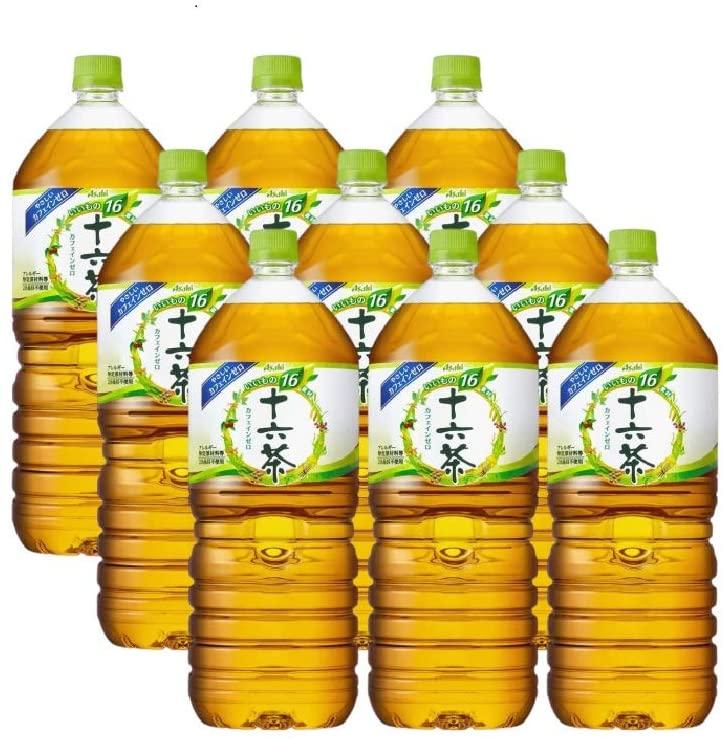 [Amazon限定ブランド] #Like アサヒ飲料の十六茶と麦茶が割引セール。