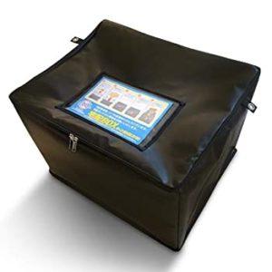 アマゾンで置き配バッグ5000円が1,000円に割引セール。対象商品あわせ買いで。~10/14。