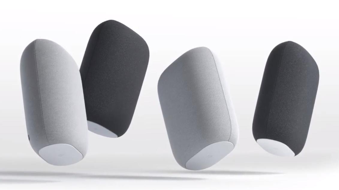 Google Nest Audioスマートスピーカーが発売前に割引へ。1台10%バック、2台で2500円引き。~10/15。