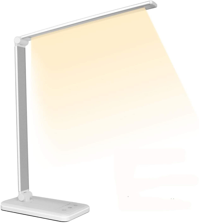 アマゾンでデスクライト LED 電気スタンドが1000円セール。