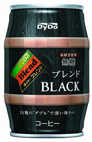 アマゾンでダイドードリンコ ダイドーブレンド ブレンドBLACK 185g×24本が20%OFF。