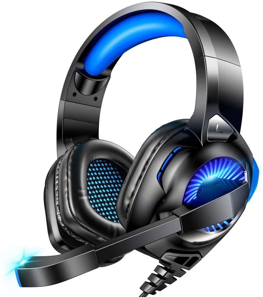 アマゾンでテレワーク向け、音質とかどうでもいい人向けPC用ヘッドフォン、マイク付きが7割引の599円。