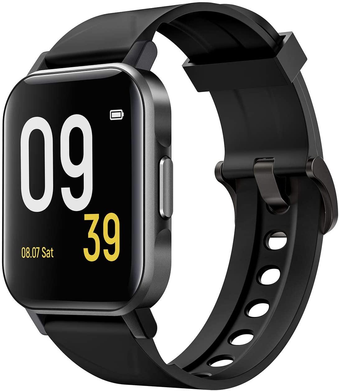 アマゾンでSOUNDPEATS Watch 1 スマートウォッチがセール中。普通HuaweiかXiaomi買うよね。