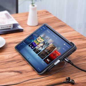 アマゾンでBaseusのiPad Pro 用ドッキングステーションが半額となる割引クーポンを配信中。
