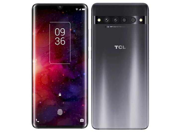 楽天でTCL 10 Proが2万円。SD675/6.47インチ/RAM6GB/画面内指紋認証/防水お財布なし。