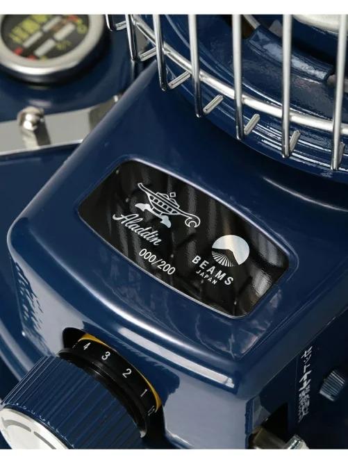 ビームスがアラジンのストーブを販売中。ビームスロゴ代がだいたい1.6万円。