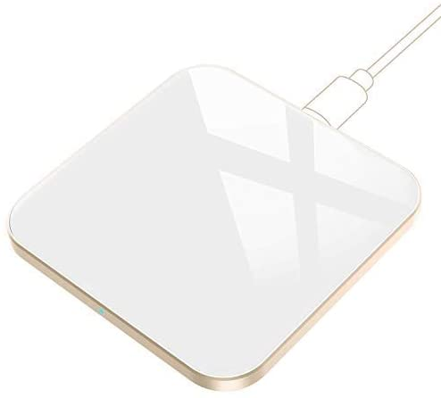 アマゾンで AGPTEKワイヤレス充電器の割引クーポンを配信中。iPhone急速充電は不可能。