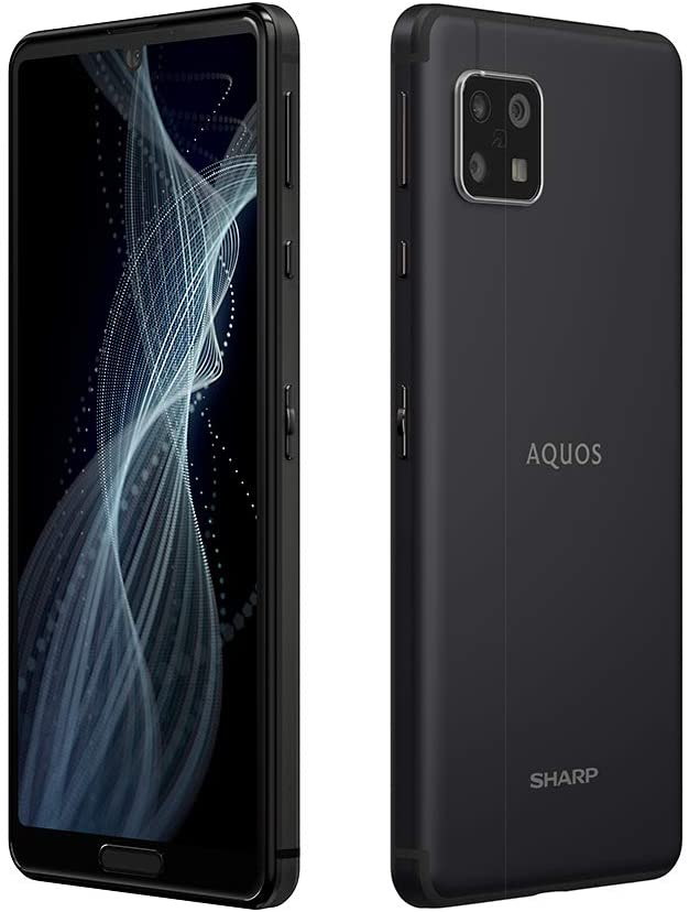SHARP SIMフリースマホ AQUOS sense4が予約開始。SD720G/RAM4GBで35900円。