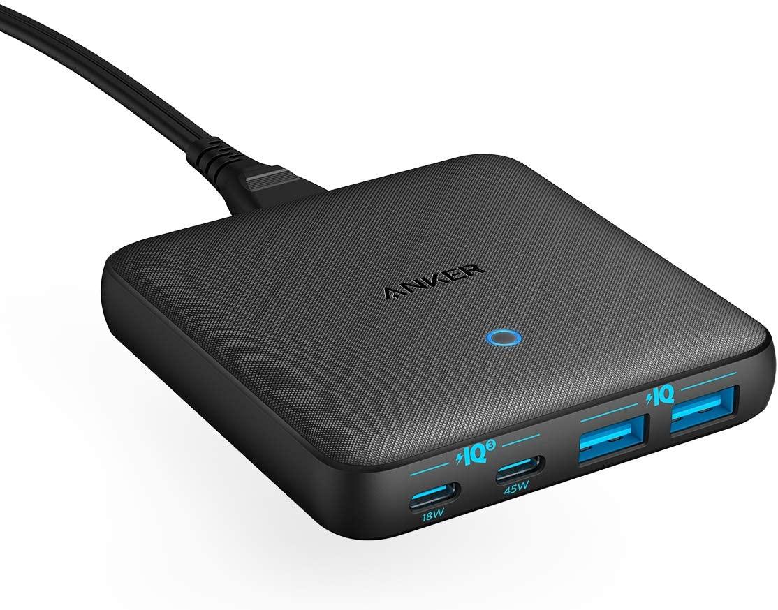 アマゾンでAnker PowerPort Atom III 63W Slimが新発売セールを実施中。