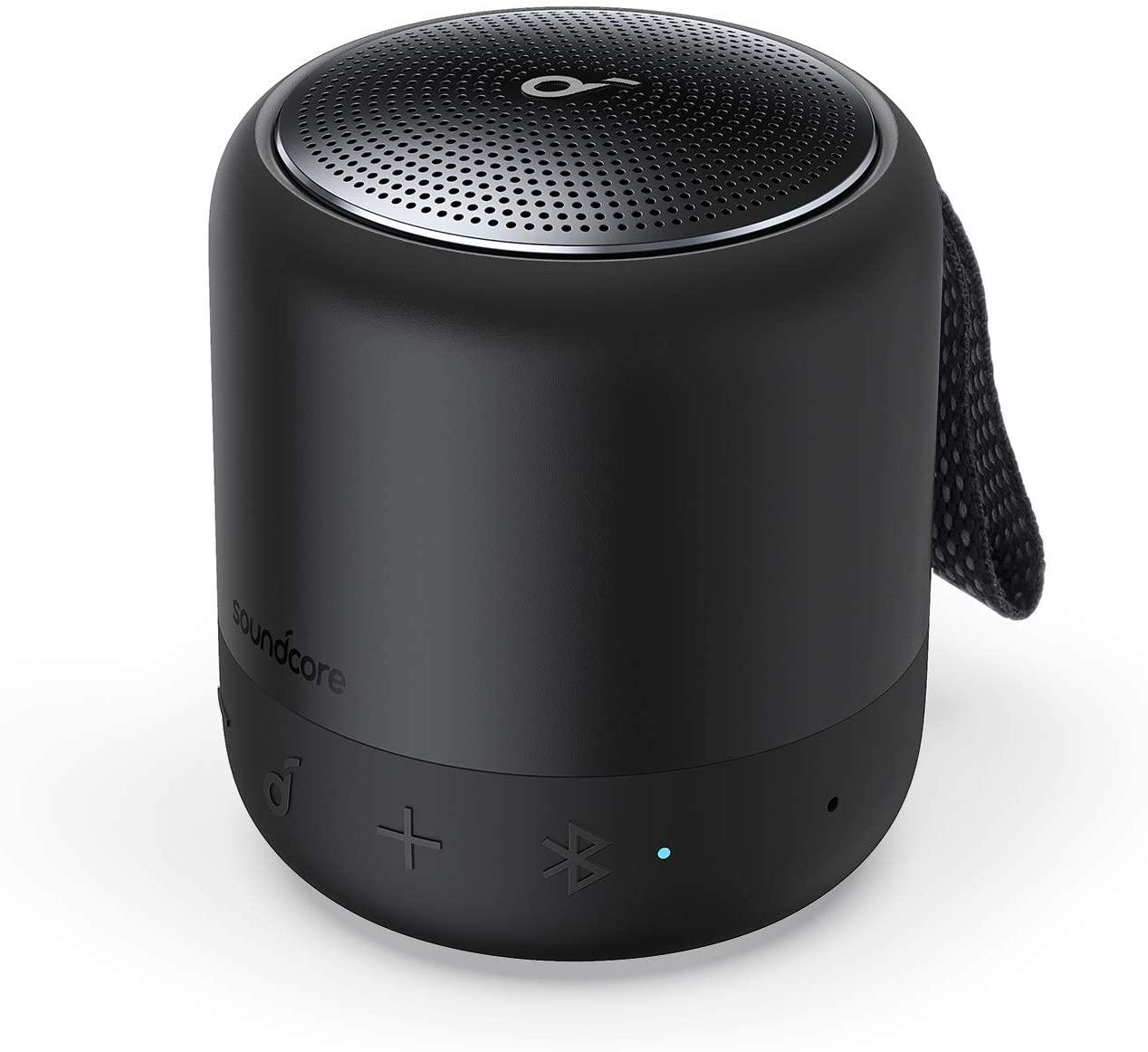 アマゾンでAnker Soundcore Mini 3 が新発売でポイント20%バックセール。
