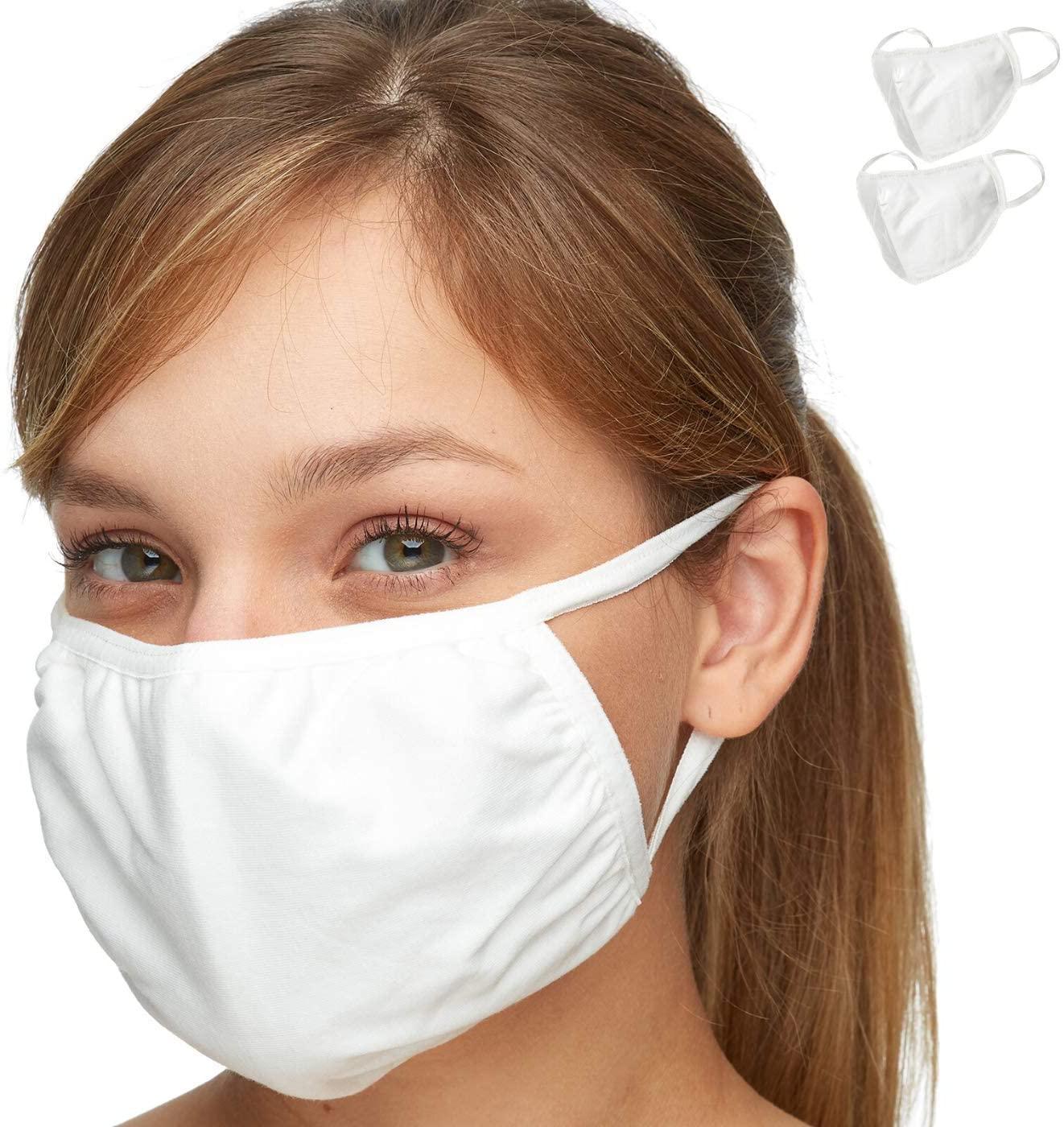 アマゾンで洗えるプレミアムエブリデイ マスクが半額で1枚75円。顔を汗や発疹まみれにする。