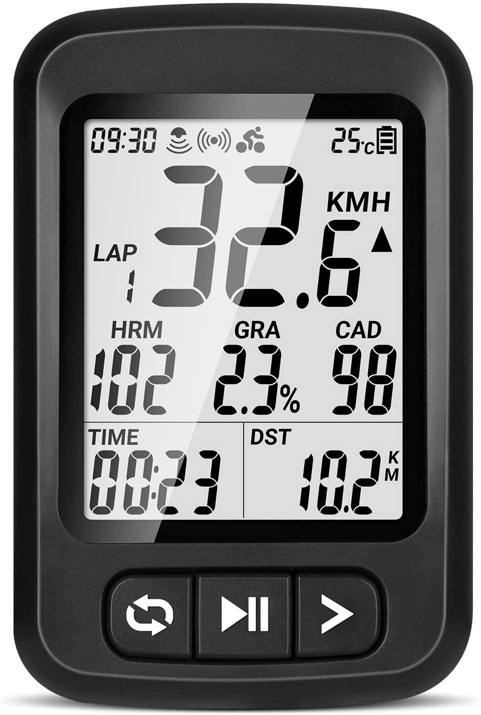 アマゾンでStrava対応GPSサイクルコンピュータが半額の1594円。ANT対応で驚異のコスパ。急げ!