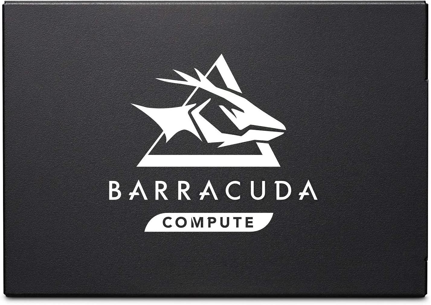 アマゾンでSeagate BarraCuda Q1 SSD 960GBが7000円切りのセール中。
