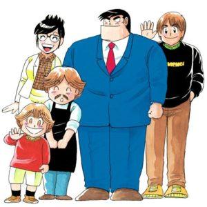 コミックデイズで『クッキングパパ』1 ~1000話がいきなり直リンで無料。~2/7。