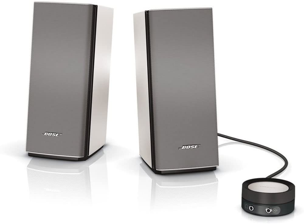 アマゾンでBose Companion 20 multimedia speaker が10%ポイント還元。