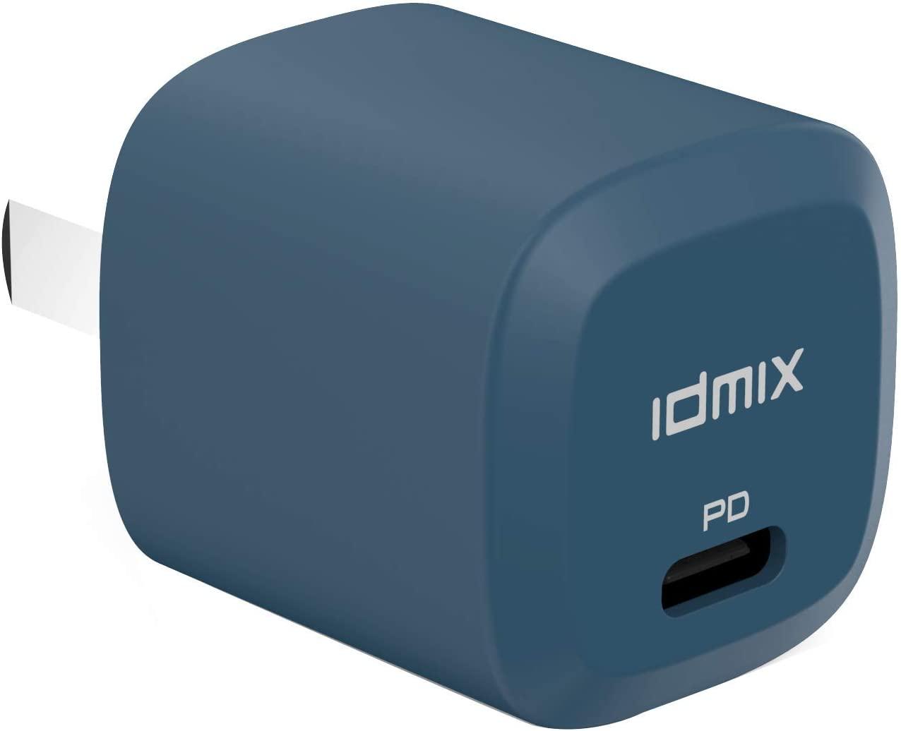 アマゾンでIDMIX USB-PD 20W充電器が1000円以下。