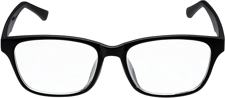 アマゾンでエレコム 日本製のブルーライトカットメガネが1000円引きの480円。