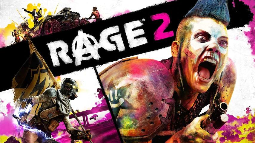 Epicgamesで『RAGE 2』『Absolute Drift 』が無料配信中。~2/26 1時。