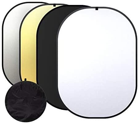 アマゾンでHeorryn レフ板 写真撮影用背景幕っぽいのが9999円⇒4000円OFF⇒3400ポイント付与で実質2599円。