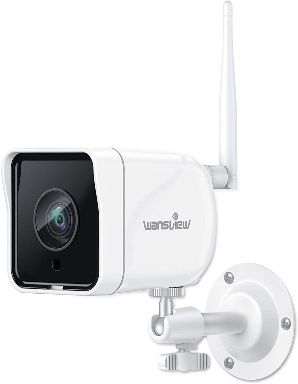 アマゾンでWansview 防犯カメラ, 屋外監視カメラが2149円。<