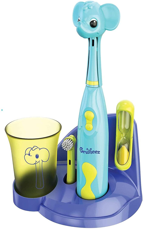 アマゾンで子ども用電動歯ブラシ「Pure Enrichment Brusheez」が4割引。替え歯ブラシが高すぎて草。