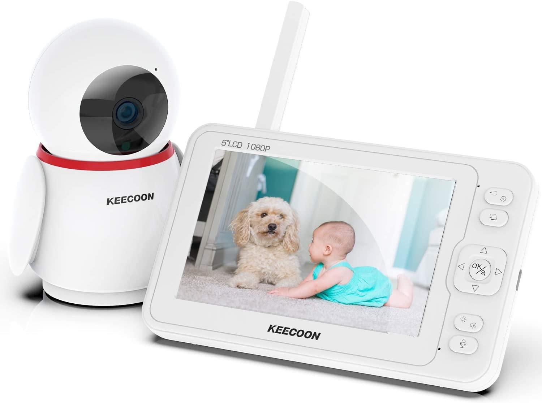 アマゾンでベビーモニターネットワークカメラが3000円引き&40%OFF。普通のネットワークカメラでOK。赤ちゃんビジネスに騙されたい人向け。