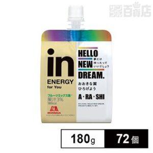 サンプル百貨店で森永製菓 inゼリー 72個が3992円。1個55円。