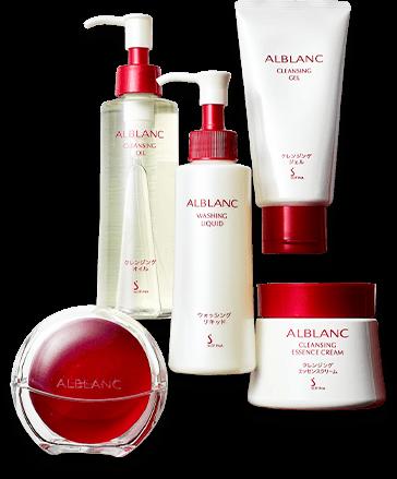 イオンでALBLANC、トワニー化粧品サンプルが貰える。