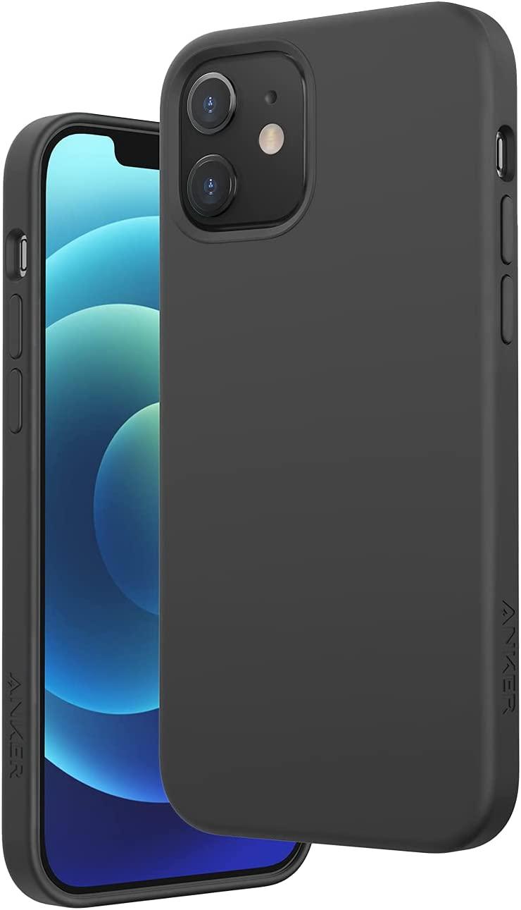 アマゾンでMagSafe対応 ケース、Anker Magnetic Silicone Case for iPhone 12 & 12 Pro が初回限定20%OFF。
