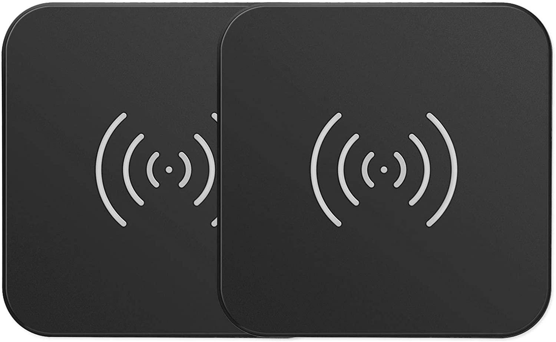 アマゾンでCHOETECH ワイヤレス充電器2台セットが半額。