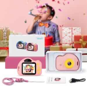 アマゾンで子供用キッズカメラが半額で1600円。ジャンクで昔の日本製デジカメを買ったほうがいいかも。