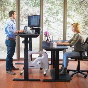 FLEXISPOTの昇降デスク、モニターなどオフィス用品もプライムデーセール。
