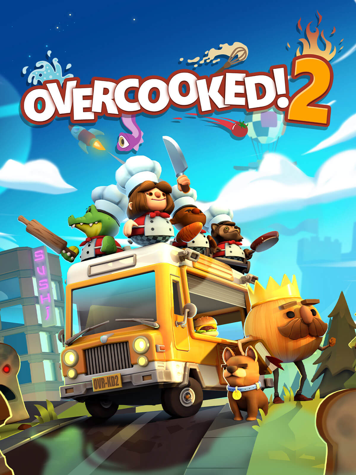 Epic Gamesで「Hell is Other Demons」「Overcooked!2」が無料配信中。~6/25。