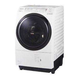 管理人が狙っているパナソニックのドラム式洗濯機 NA-VX800BL-Wがだいぶ値下がりしてポイント19%付与。