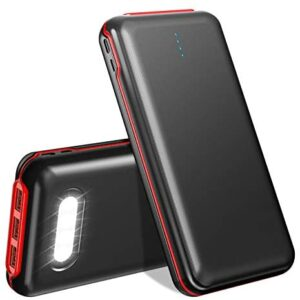 アマゾンでUSB-PD対応 モバイルバッテリー 30000mAhが55%OFFの1350円。USB-Aで22.5W出力!?できらぁ!